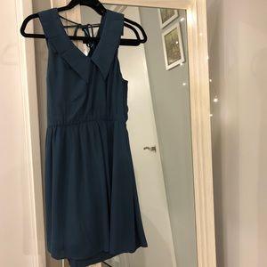 Dark Teal Doe & Rae Dress (Boutique 1861)